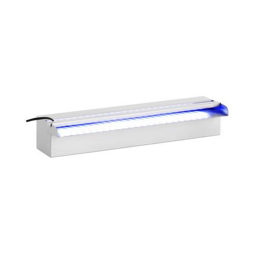 Uniprodo Schwalldusche Pool - 60 cm - LED-Beleuchtung UNI_WATER_10
