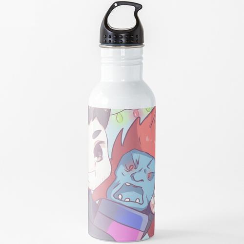 Auron & Rodolfo Wasserflasche
