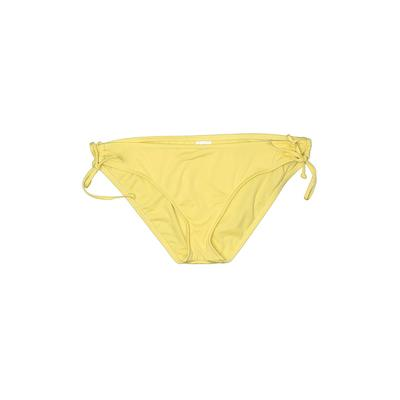 Mossimo Swimsuit Bottoms: Yellow...