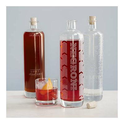 Ready-Pour Batch Cocktail Bottles