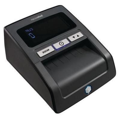 détecteur de faux billets automatique noir