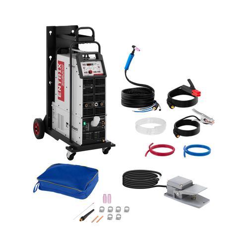 welbach ALU-Schweißgerät - 315 A - 400 V - Digital - Puls - Wasserkühlung ENTRIX 315AW
