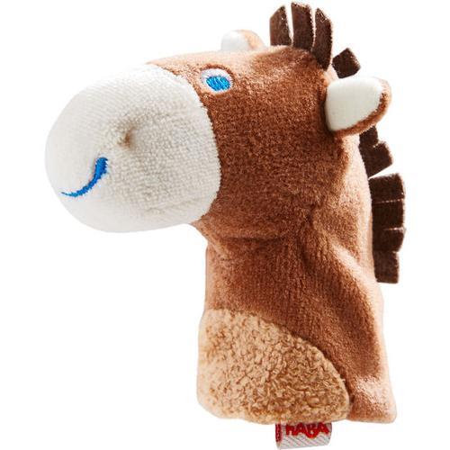 HABA Fingerpuppe Pferd Paul, bunt