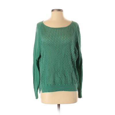 Gap Pullover Sweater: Green Colo...