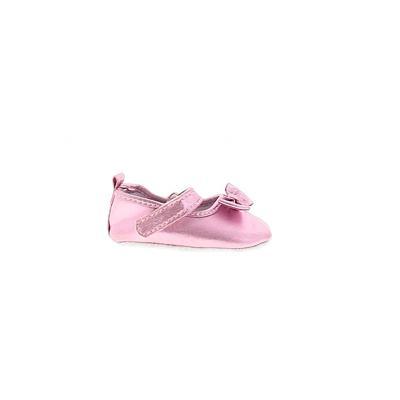 Assorted Brands Flats: Pink Meta...