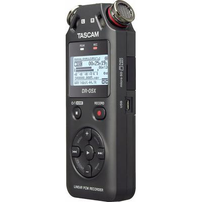 Tascam DR 05X Stereo Handheld Recorder/USB Interface