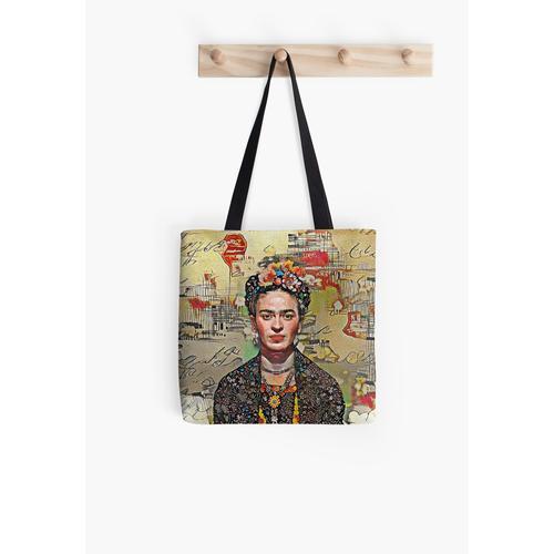 Nostalgische Frida Tasche
