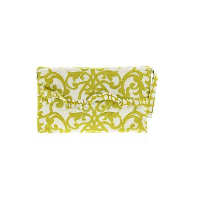 Assorted Brands Clutch: Green Pr...