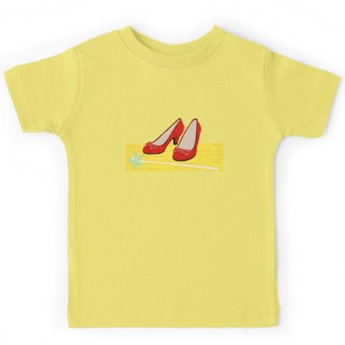 Ruby Pantoffeln Kinderbekleidung