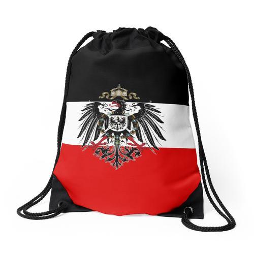 Deutsches Kaiserreich Rucksackbeutel