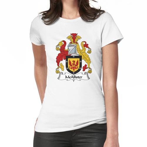 McAllister Wappen / McAllister Familienwappen Frauen T-Shirt