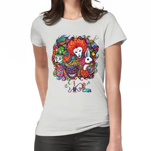 Alice & Wasserpfeife Frauen T-Shirt