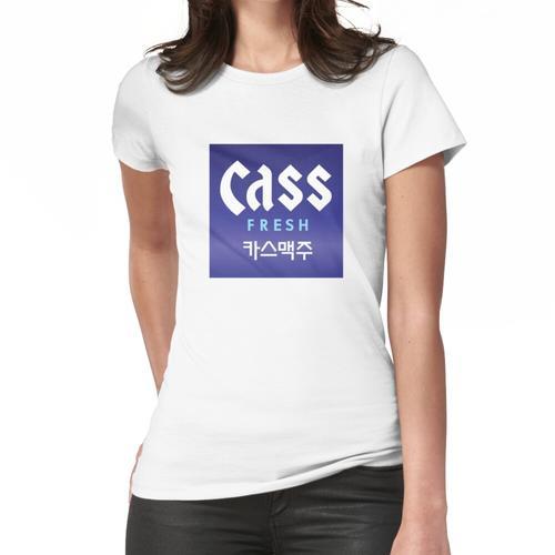 Cass frisches koreanisches Bier Frauen T-Shirt