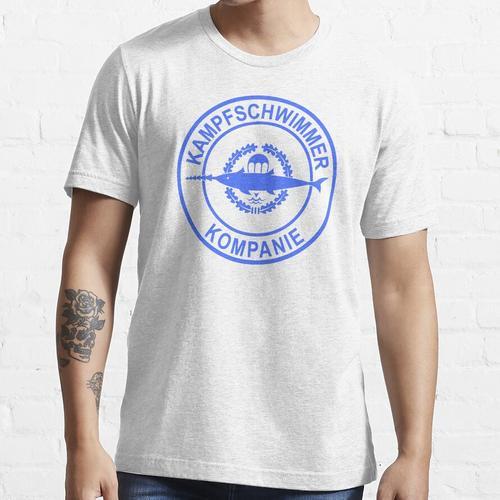 Kampfschwimmer Kampfschwimmer Essential T-Shirt