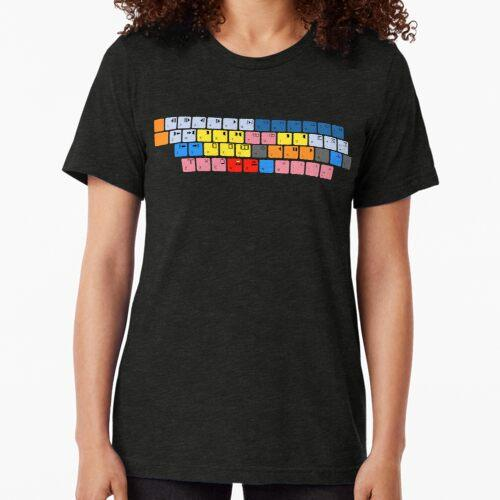 Avid Keyboard Vintage T-Shirt