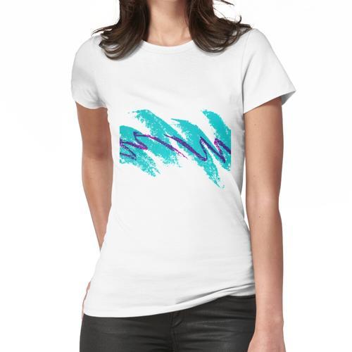 90er Jahre Pappbecher Frauen T-Shirt