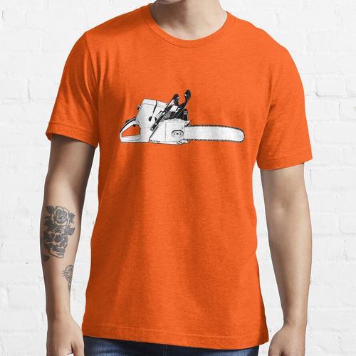 Kettensäge Kettensäge! Essential T-Shirt