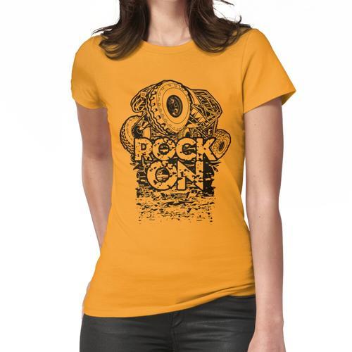 Extremer Buggy-Felsen an Frauen T-Shirt