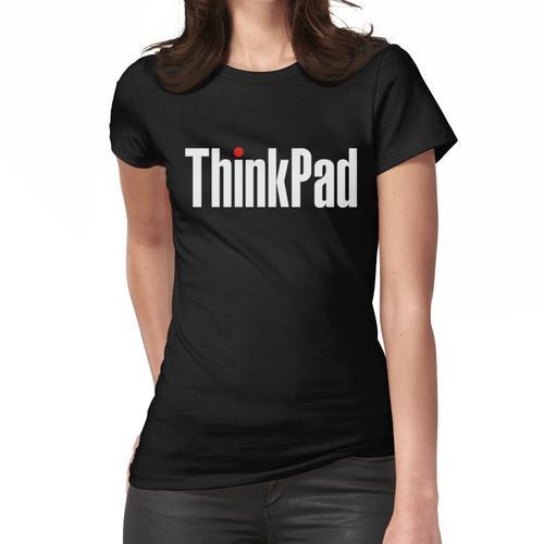 ThinkPad Logo Weiß Frauen T-Shirt