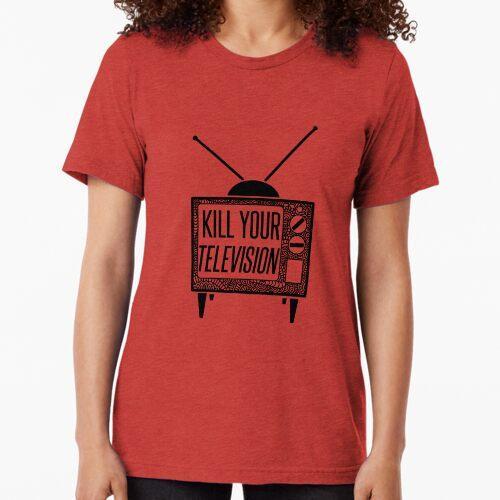 Töte deinen Fernseher Vintage T-Shirt
