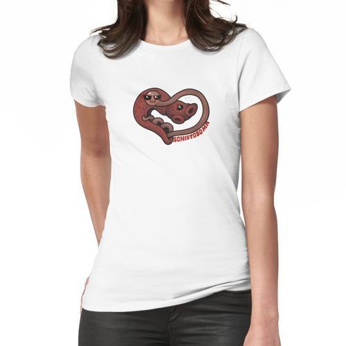 Blutegel Frauen T-Shirt
