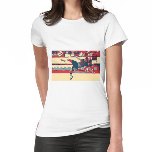Abby Wambach 2 Frauen T-Shirt
