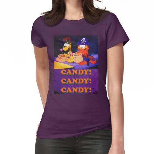 Süßigkeiten! Süßigkeiten! Süßigkeiten! Frauen T-Shirt