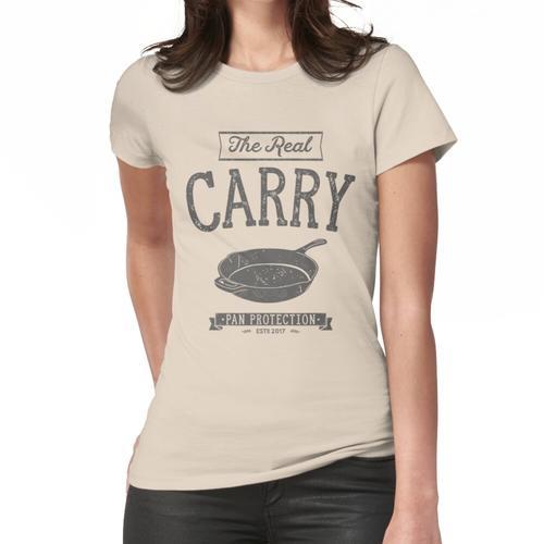 PUBG The Real Carry - Pfannenschutz Frauen T-Shirt