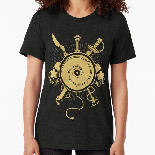 Edelsteinwaffen Vintage T-Shirt