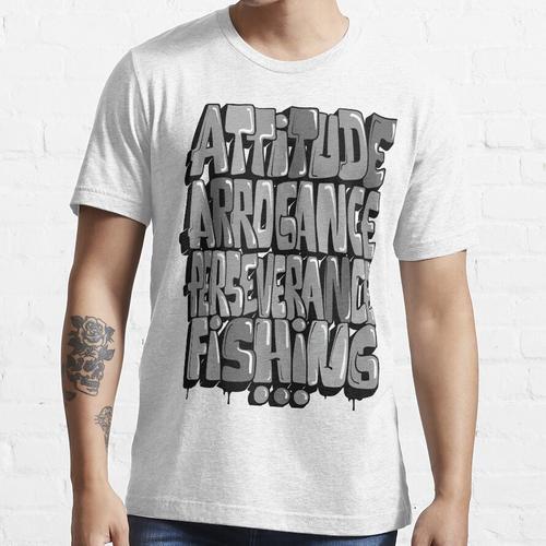 Fischerei Einstellung Essential T-Shirt