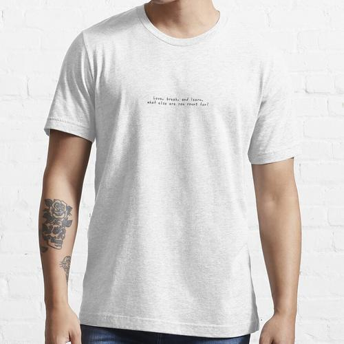 DODIE // LEBENSLICHT Essential T-Shirt