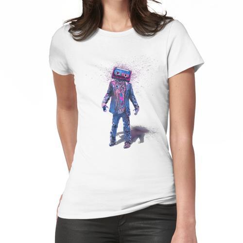 Die Laufbänder Frauen T-Shirt