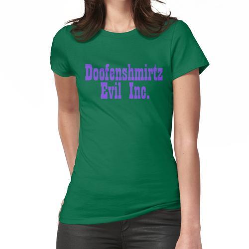 DER T-SHIRTINATOR! Frauen T-Shirt