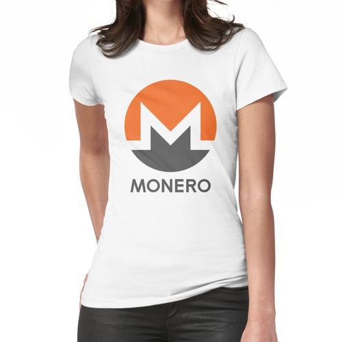 MONERO Frauen T-Shirt