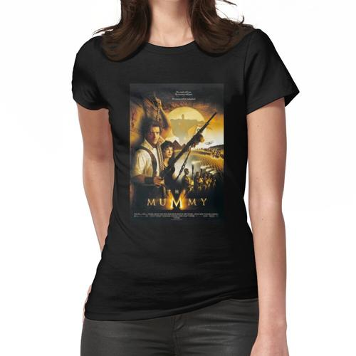 Das Mumie-Poster Frauen T-Shirt