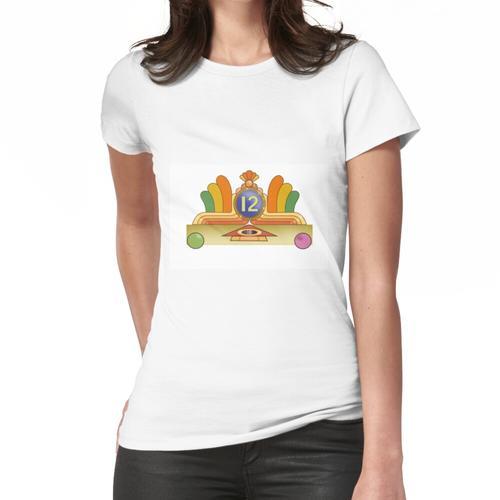 Flipper Anzahl Anzahl Frauen T-Shirt