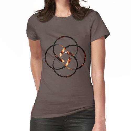 Plural Emblem (Feuer) Frauen T-Shirt