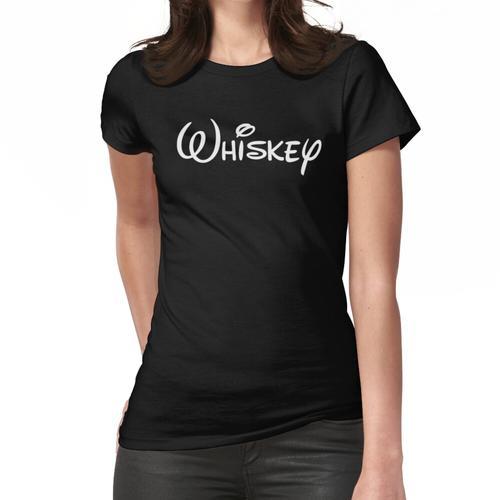 Whiskey Alkohol Humor Frauen T-Shirt