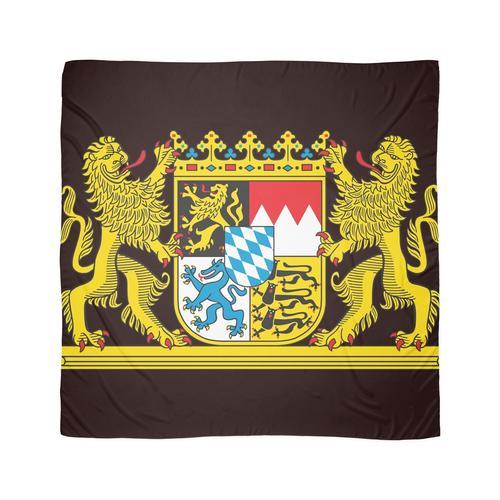 Wappen Bayerns (Bayern) Tuch