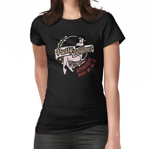 Weidenkätzchen Frauen T-Shirt