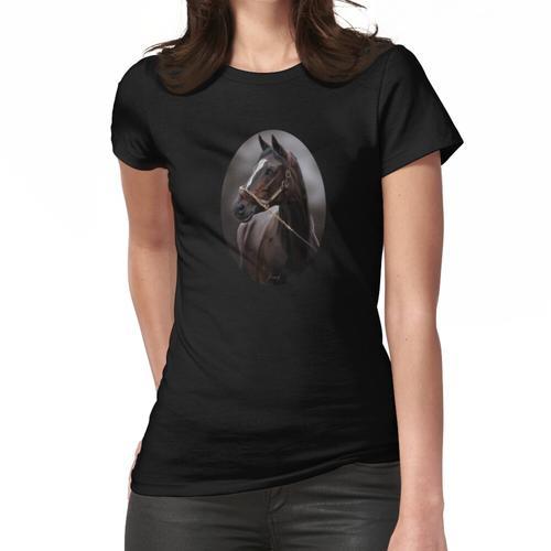 Die Königin des Rennsports Frauen T-Shirt