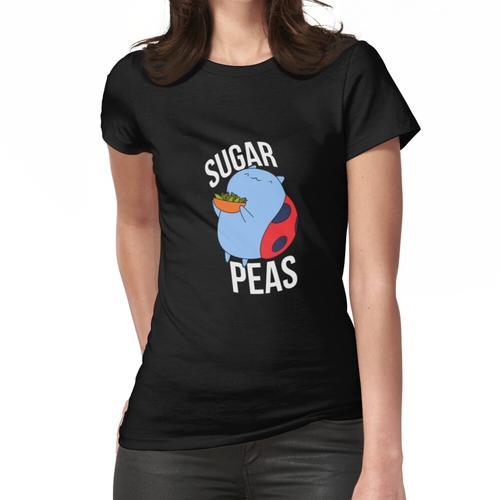 Zuckererbsen Frauen T-Shirt