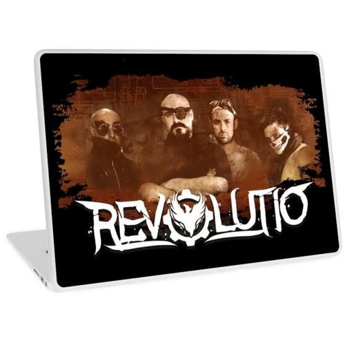 Revo Band Pic - Vagrant Laptop Skin