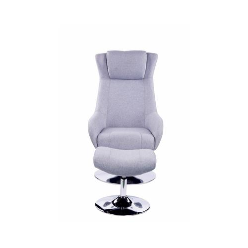 SIT Höhenverstellbarer Sessel inkl. Fusshocker 2455-21 / B 71 x H