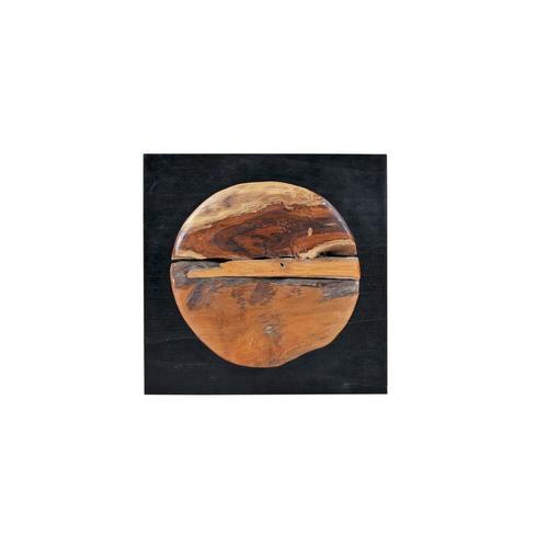 SIT Romanteaka Wand-Deko Planet 7996-51 / B 35 x H 35 x T 6 cm