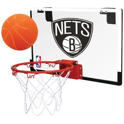 """""""Rawlings Brooklyn Nets NBA Polycarbonate Hoop Set"""""""