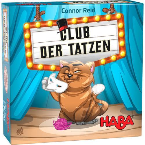 HABA Club der Tatzen, bunt