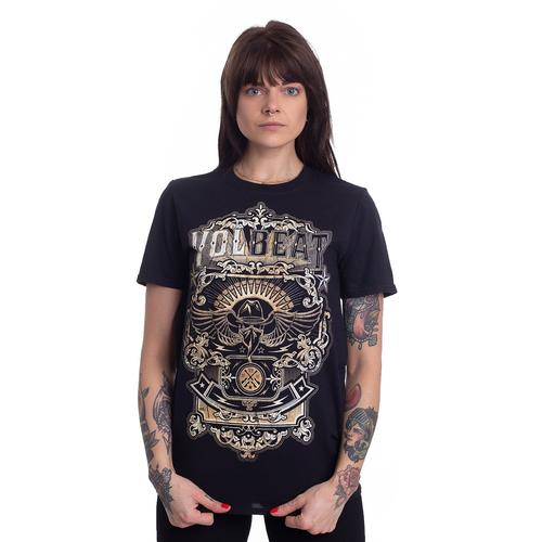 Volbeat - Old Letters - - T-Shirts