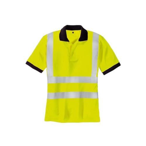 Warnschutz-Poloshirt »SYLT« Größe L gelb, teXXor