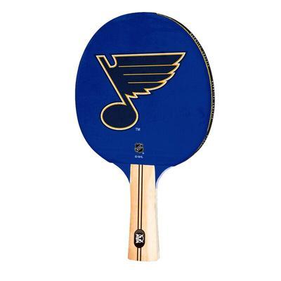 St. Louis Blues Logo Table Tennis Paddle
